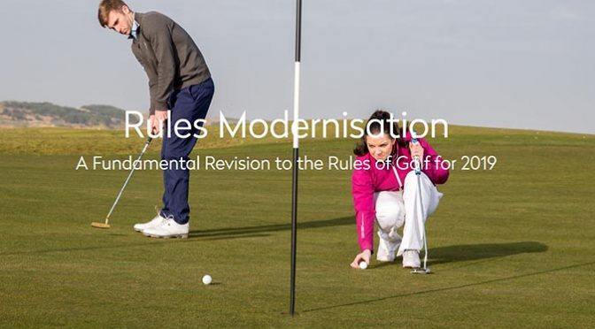 Rules Modernisation
