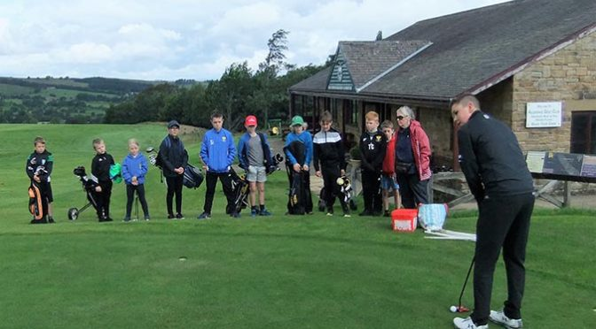 Golf Workshops for Juniors